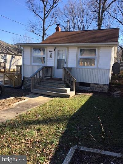 Calvert County Rental For Rent: 2235 Fourth Street