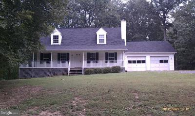 Lusby Single Family Home For Sale: 12262 Lavaca Court