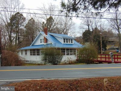 Chesapeake Beach Single Family Home For Sale: 5019 Breezy Point Road