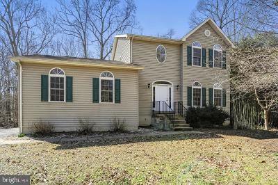 Huntingtown Single Family Home For Sale: 4036 Hidden Hill Drive