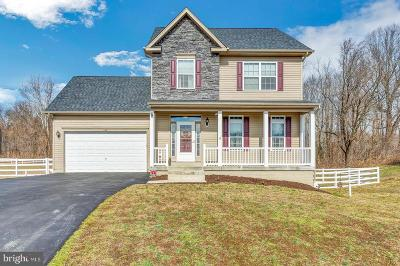 Prince Frederick Single Family Home For Sale: 1188 Gallahan Road