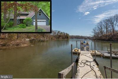 Charles County, Calvert County, Saint Marys County Single Family Home For Sale: 8446 Mackall Road