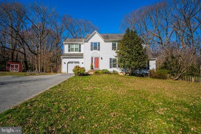 Prince Frederick Single Family Home For Sale: 50 Double Oak Road N