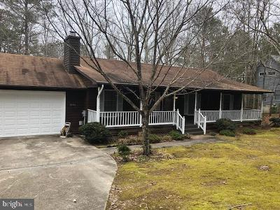 Lusby Single Family Home For Sale: 12946 Soundings Road