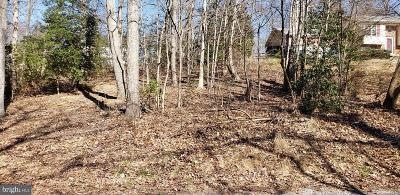 Calvert County Residential Lots & Land For Auction: 479 Round Up Road