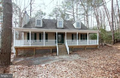 Calvert County Single Family Home For Sale: 304 Osage Court