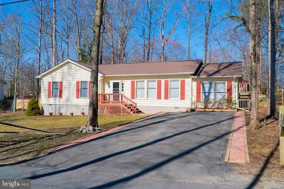 Lusby Single Family Home For Sale: 647 Silver Rock Road
