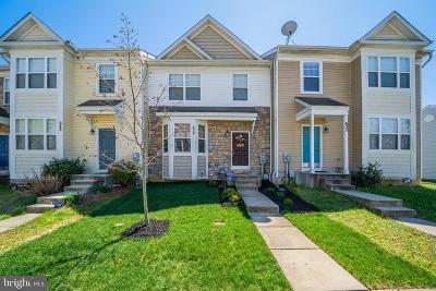 Prince Frederick Townhouse For Sale: 639 Burr Oak Court