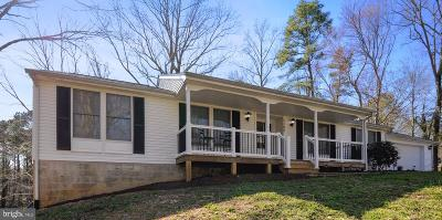 Lusby Single Family Home For Sale: 1125 White Sands Drive