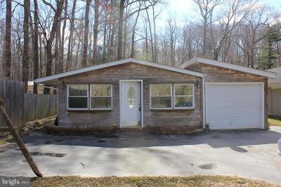 Calvert County, Saint Marys County Single Family Home For Sale: 6215 Long Beach Drive
