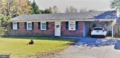 Prince Frederick Single Family Home For Sale: 6056 Daybreak Drive