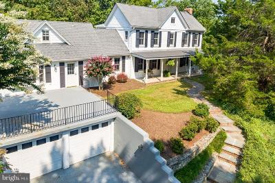 chesapeake beach Single Family Home For Sale: 4631 Old Willows Road