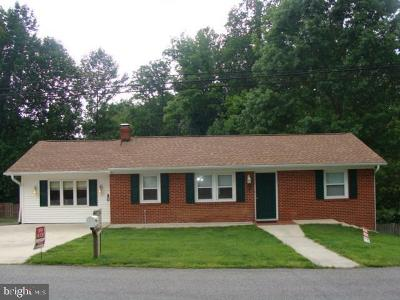 Huntingtown Single Family Home For Sale: 2554 Hillside Drive