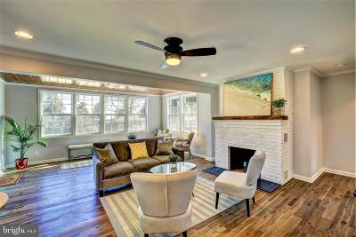 Calvert County Single Family Home For Sale: 1555 Overlook Drive