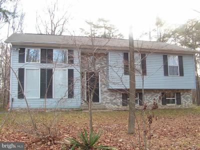 Calvert County Single Family Home For Sale: 11546 Wildcat Court