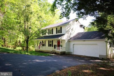 Saint Leonard Single Family Home For Sale: 6055 Locust Road