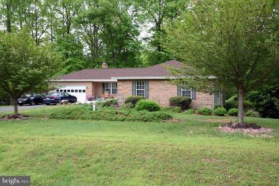 Dunkirk Single Family Home For Sale: 9700 Tara Drive