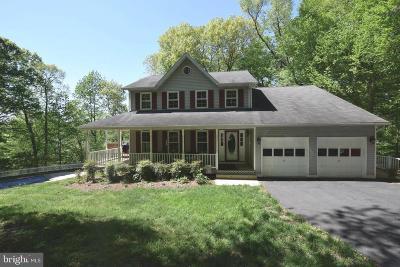 Chesapeake Beach Single Family Home For Sale: 5930 Karen Court