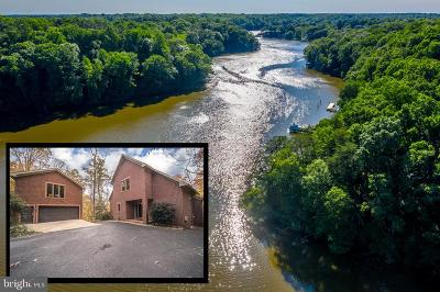 Lusby Single Family Home For Sale: 600 Willow Road