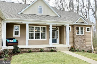 Owings Single Family Home For Sale: 10 Corner Lane