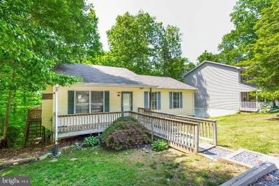 Calvert County, Saint Marys County Single Family Home Under Contract: 779 Lazy River Road