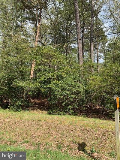 Calvert County Residential Lots & Land For Sale: 12878 Marine Drive