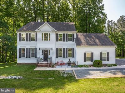 Calvert County Single Family Home For Sale: 1890 Skipshawn Lane