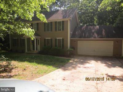 Lusby Single Family Home For Sale: 12963 Mariners Circle