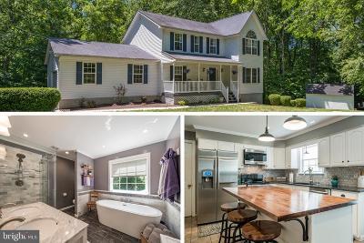 Port Republic Single Family Home For Sale: 3580 Crane Road