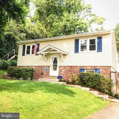 chesapeake beach Single Family Home For Sale: 3312 Burgess Road