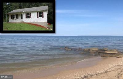 Saint Leonard Single Family Home For Sale: 5098 Matoaka Lane