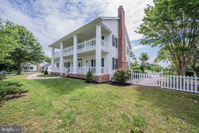 Saint Leonard Single Family Home For Sale: 2425 Garrity Road