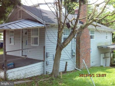 Chesapeake Beach Single Family Home For Sale: 7636 Bayside Road