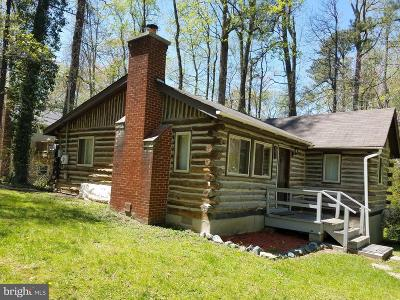 Calvert County, Saint Marys County Single Family Home For Sale: 6037 Poplar Road