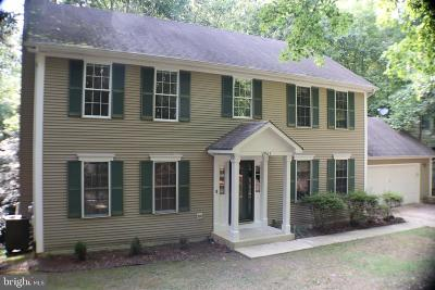 Calvert County Single Family Home For Sale: 12963 Mariners Circle