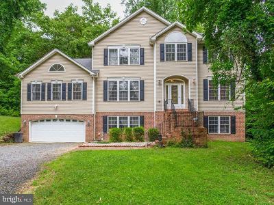 Saint Leonard Single Family Home For Sale: 1518 Overlook Drive