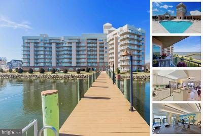 Chesapeake Beach Condo For Sale: 8501 Bayside Road #205