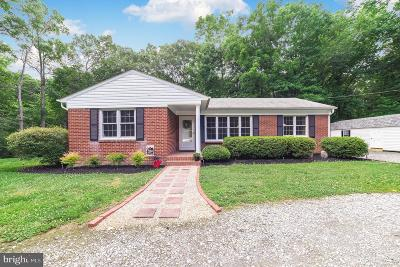 Prince Frederick Single Family Home For Sale: 550 Adelina Road