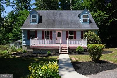 Lusby Single Family Home For Sale: 479 Cardinal Drive