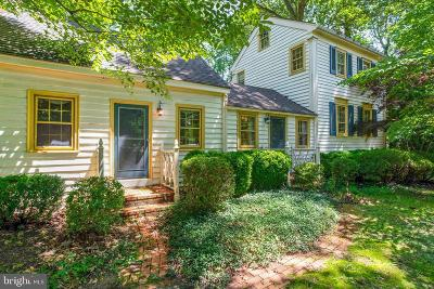 Huntingtown Single Family Home Under Contract: 981 Bowie Shop Road