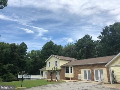 Huntingtown Single Family Home For Sale: 3450 Allday Road