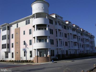 Charles County, Calvert County, Saint Marys County Condo For Sale: 9000 Bay Avenue #406