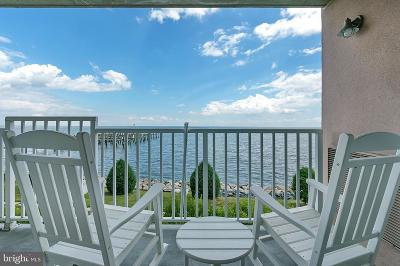 Chesapeake Beach Condo For Sale: 8501 Bayside Road #209