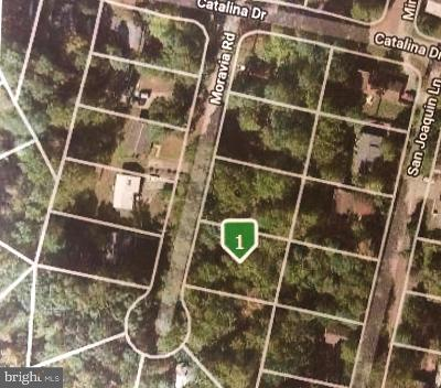 Calvert County Residential Lots & Land For Sale: 938 Moravia Road