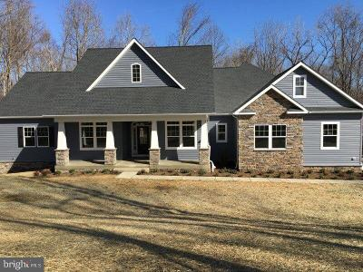Calvert County Single Family Home For Sale: 25 Corner Lane