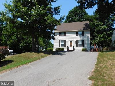 Calvert County Single Family Home For Sale: 9312 Milwaukee Avenue