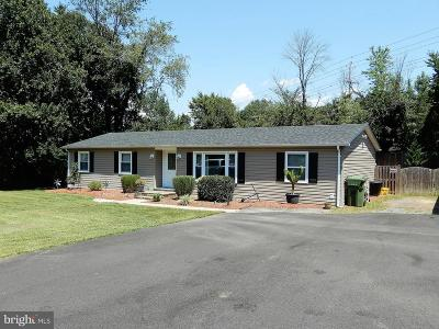 Huntingtown Single Family Home For Sale: 13 Robshire Manor Road