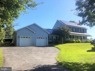 Huntingtown Single Family Home For Sale: 55 Walnut Creek Road