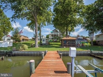 Saint Leonard Single Family Home For Sale: 7745 Patuxent Drive
