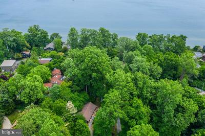 Calvert County Single Family Home For Sale: 3810 Bay Road